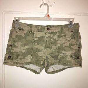Camouflage Arizona shorts!